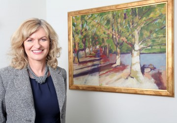 Picture Perfect – Bridge House Joins Forces With Local Artistic Community