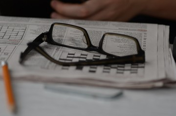 Crosswords could have impact on brain function