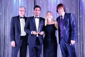 Carebase Wins Impressive Great British Care Award 2014
