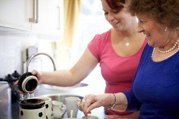 Monthly Coffee Mornings at Claremont Court