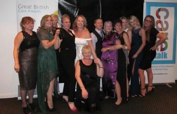 Alderwood Care Team Win Top Award
