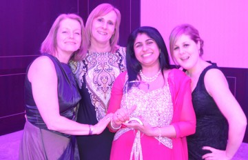 Ashbrook Court Nurse Wins Top Award