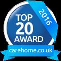 2016 Top 20 Award