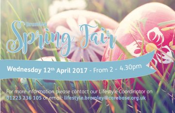 Bramley Spring Fair