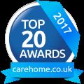 2017 Top 20 Award