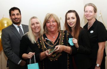 Local Carer Award 'Heart of Gold'