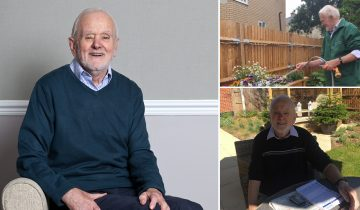 Brian's Story: Living Well with Dementia