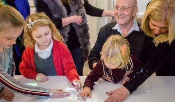 Launch of 'Magic' Dementia Table