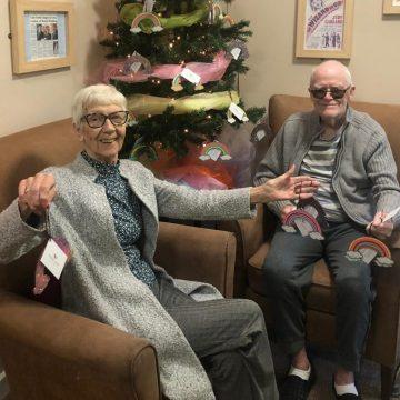 Giving Thanks At Christmas
